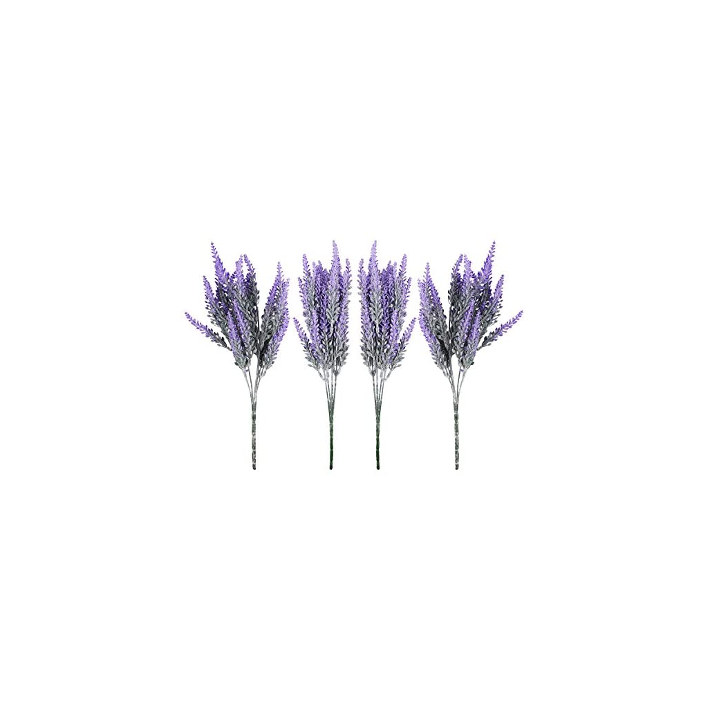 Hecaty-8pcs-Artificial-Flocked-Lavender-Bouquet-DIY-Bridle-Flowers-Arrangements-Home-Kitchen-Garden-Office-Wedding-Decor-Floral-Fake-Outdoor-Plants