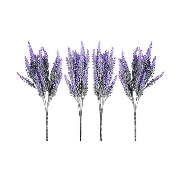 Hecaty-8pcs-Artificial-Flocked-Lavender-Bouquet-DIY-Bridle-Flowers-Arrangements-Home-Kitchen-Garden-Office-Wedding-Decor-Floral-Fake-Outdoor-Plants