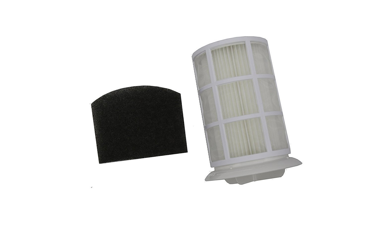 Green Label Replacement Pre Motor and Exhaust Filter Kit for Hoover TH71BL01001 (39100440) Blaze Bagless Upright Vacuum Cleaners (compares to Type U71, 35601420)