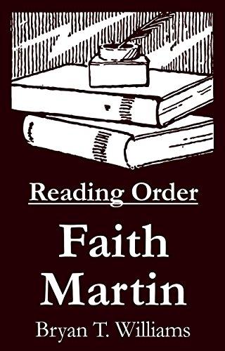 Faith Martin - Reading Order Book - Complete Series Companion Checklist