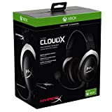 HyperX CloudX Pro Gaming Headset for Xbox One/PC (HX-HSCX-SR/NA)
