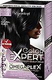 Schwarzkopf Color Expert Omegaplex Hair Dye, 1-0...