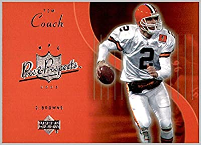 2003 Upper Deck Pros and Prospects #20 Tim Couch CLEVELAND BROWNS KENTUCKY WILDCATS