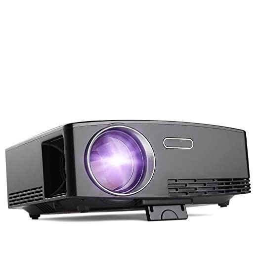 FSMJY Proyector, Mini Proyector LED Micro Casero De 1080P HD ...
