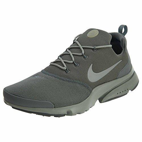 NIKE White Men Fly s Dark Rock Shoes Running Presto Trail River White White Stucco 1Bz1wxn