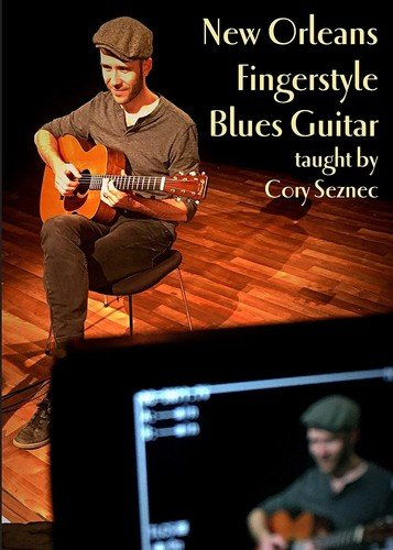 New Orleans Fingerstyle Blues Guitar [No USA] (Australia - Import)