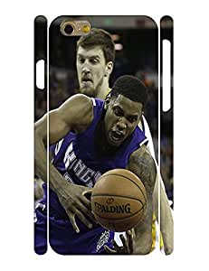 Fashionable Hipster Handmade Basketball Player Print Phone Skin for Iphone 6 Case - 4.7 Inch