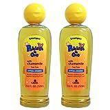 2 PACKS Grisi Ricitos De Oro Baby Shampoo
