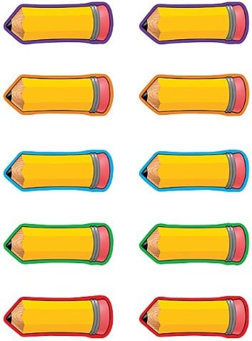 4590 Teacher Created Resources Pencils Accents