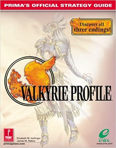 Valkyrie Profile: Prima's Official Strategy Guide by James Ratkos (2000-09-23)