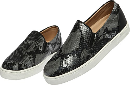 SNRD  PP1370-3,  Damen Sneaker Low-Tops 1372-Black