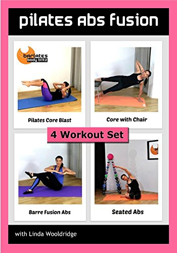 Barlates Body Blitz Pilates Abs Fusion 4 workout