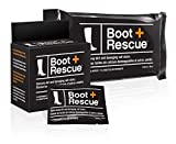 Boot Rescue All-Natural Cleaning Wipes for Leather and Suede Shoes & Boots