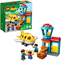 LEGO DUPLO Town Airport 29 Piece Building Blocks (10871)