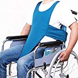 Enshey Wheelchair Seat Belt Safety Restraint Band Wheelchair Non-Slip Belt for Patient & Elderly