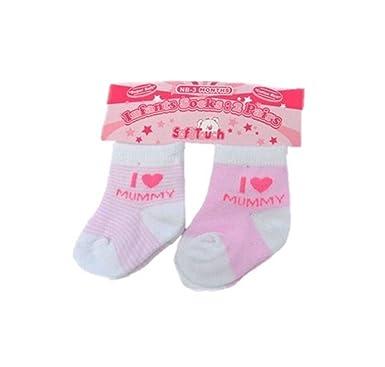 Soft Touch - Chaussette - Bébé (fille) 0 à 24 mois   Taille Unique  Amazon. fr  Vêtements et accessoires 447873fe91a