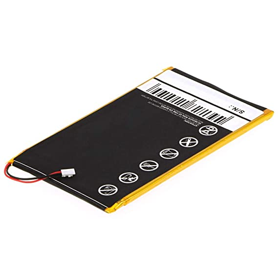 subtel® Batería Premium Compatible con Kobo GLO HD, Barnes & Noble ...