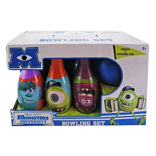 (Disney Pixar Monsters University Bowling)