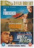 The Foreigner/The Patriot/Out Of Reach (Steven Seagal Triple)