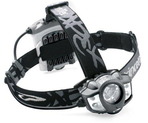 Princeton Tec Apex LED Headlamp (275 Lumens, Black) Country Headlight Quad Headlamp