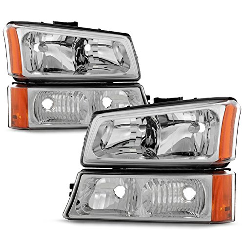 04 silverado headlights - 9