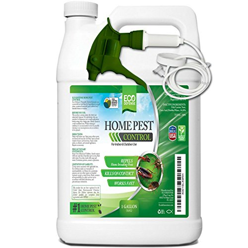 Eco Defense Organic Home Pest Control Spray (1 Gallon) -