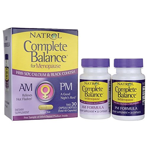 Natrol Complete Balance Menopause Caps