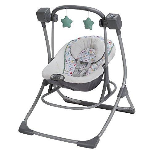 Graco Cozy Duet (Infant Swing In Plug)