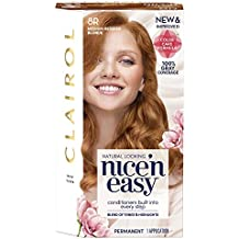 Clairol Nice 'n Easy Permanent Color, 8R/108 Medium Reddish Blonde, Born Red (PACKAGING MAY VARY)