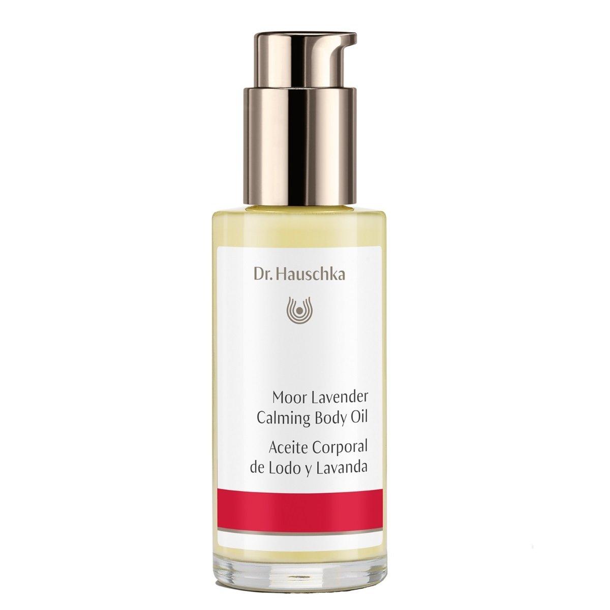 Dr. Hauschka Moor Lavender Calming Body Oil, 2.5 oz