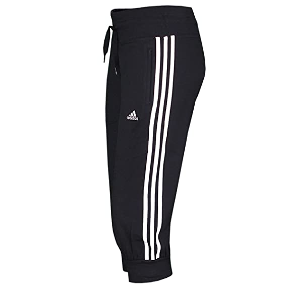 best website coupon code on feet images of adidas Damen 3/4 Hose Essentials