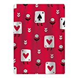 PMKOHD11 Playing Card Beach Towels For Travel - Quick Dry Towel For Swimmers, Sand Free Towel 65'' X 90''