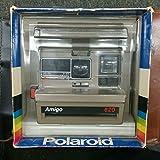 Polaroid 600 Land Camera Amigo 620 Model - Safari Tan