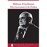 Why Government Is the Problem: 39