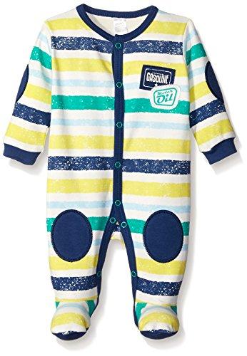 Petit Lem Baby Boys' Sleeper-Vintage, B Vintage, New Born