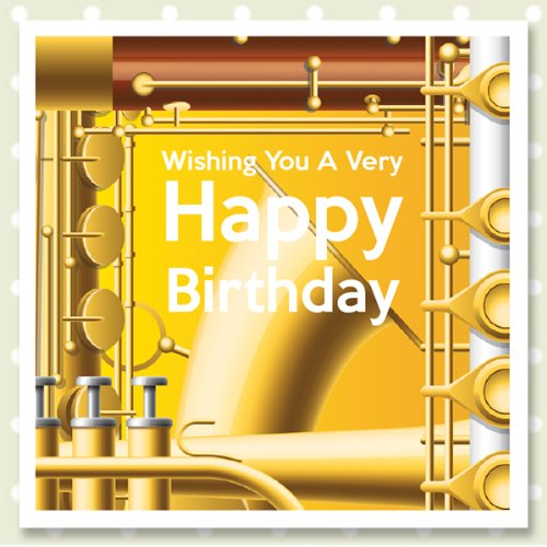 Happy Birthday Cards With A Music Theme JAMES Amazoncouk Kitchen Home