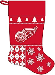 Hunter NHL Detroit Red Wings Oversized Holiday Stocking