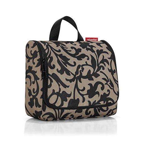 Baroque Bag (reisenthel Toiletbag Toiletry Travel Organizer, Baroque Taupe)