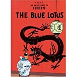 Image of The Adventures of Tintin: Der Blaue Lotos (German Edition of the Blue Lotus)
