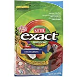 Kaytee Exact Fruity Rainbow for Large Parrots, 2-Pound, My Pet Supplies