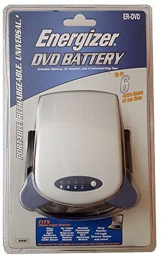 Energizer ER-DVD Universal DVD Battery/Charger