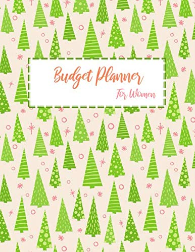 Budget Planner For Women: 2020 Undated Monthly Money Journal With Weekly Bill Organizer Daily Expense Tracker Budgeting For Year 2019-2020 Business ... Quotes Pink Green Christmas Book (Christmas Worksheet Quotes Carol A)