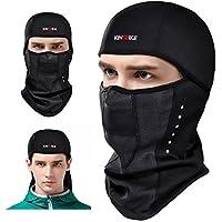 KINGBIKE Balaclava Ski Face Mask Windproof Men Women...