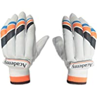 HeadTurners Cricket Batting Gloves (Right Hand) - Academy(Colour May Vary)