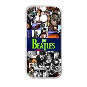 Music Themes Rock Band The Beatles Printing for HTC One M8 Case