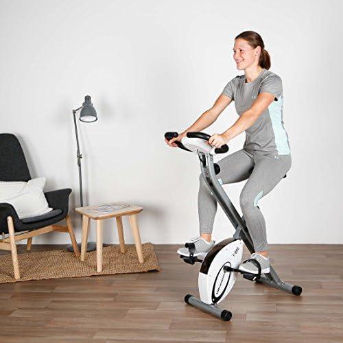 Añadiendo al carrito...Añadido a la cestaNo añadidoNo añadidoUltrasport F-Bike y F-Rider, Entrenamiento Fitness, tonificación de Todo el Cuerpo, Cardio Trainer