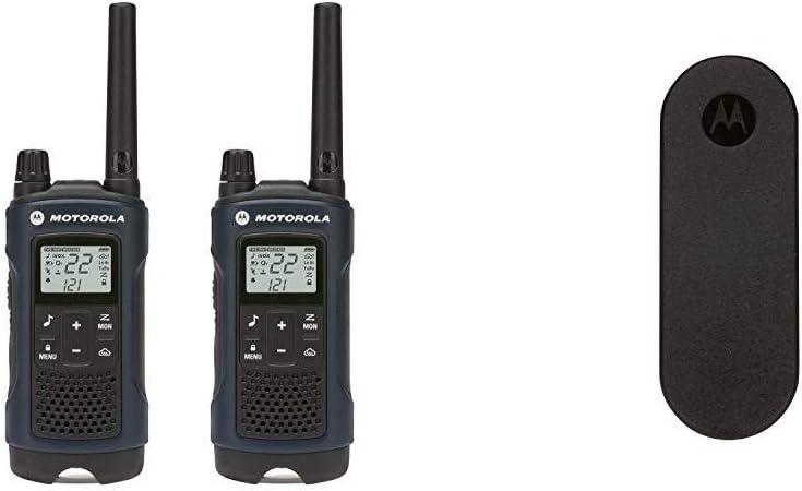 Motorola Talkabout T480 Walkie Talkie 35 Mile Two Way FM Radio Used