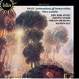 Finzi: Intimations Of Immortality/Dies Natalis
