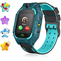 Pro Smart Kids - GPS Safety Smart Watch lokalizacja bezpieczna lokalizacja lokalizacji/połączenia głosowe/Bluetooth…