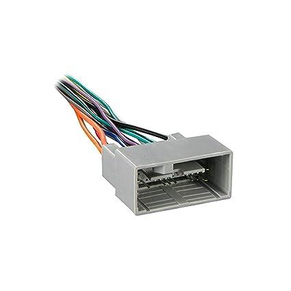 amazon com raptor metra rap ho 7803 70 1729 vehicle radio wiring Boss Car Stereo Wiring Harness